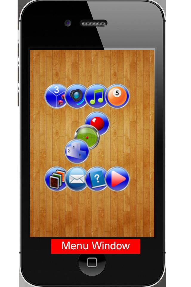 Screenshot Mahjong and Ball Free