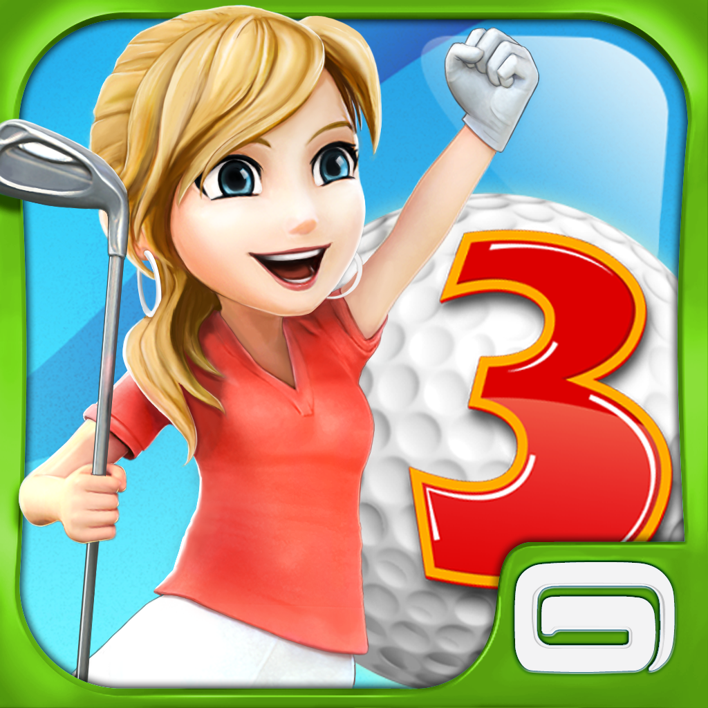 Let's Golf! 3 icon